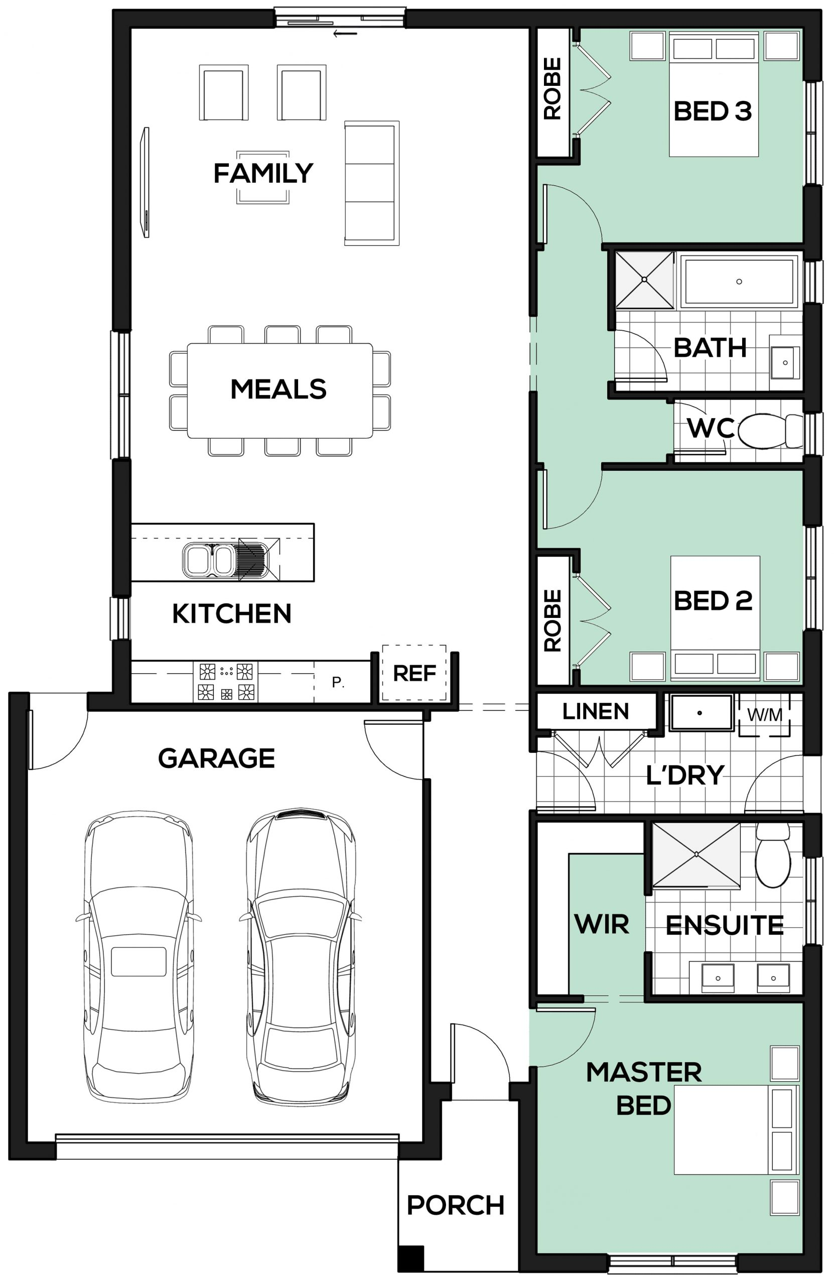 Lot 1617 Canadian Avenue, Werribee