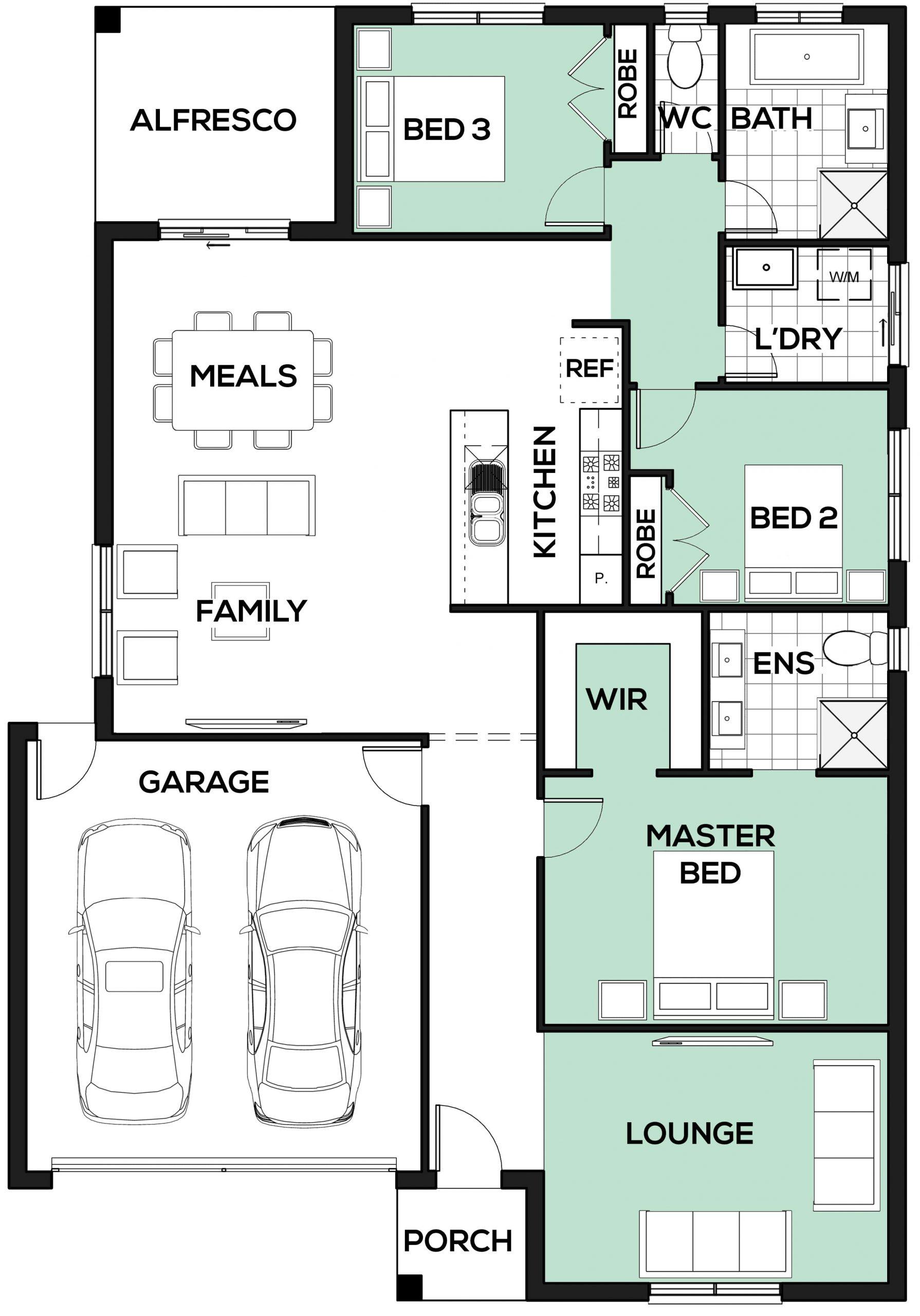 Lot 1601 Midford Avenue, Werribee